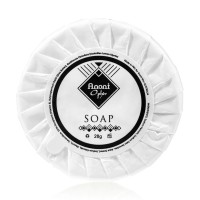 Ophir Pleat Wrapped Soaps 28g