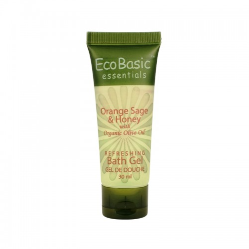 Eco Basic Essentials 30 ml Shower Gel