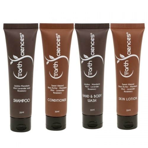 Earth Sciences Luxury Bath Collection - 35ml Tubes