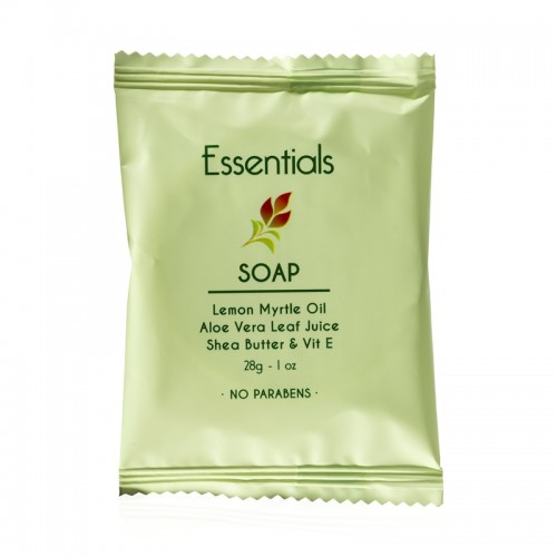 Essentials Sachet Wrapped Soap 28g