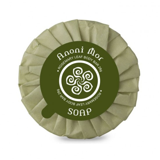 Pleat Wrapped Soap 28g